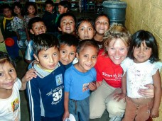 Clean water for School in Guatemala village Lake Atitlan